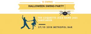 Halloween Swing Party @ Metropol  | Bratislavský kraj | Slovensko