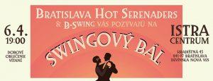 Swingový bál 2019 @ Istra centrum  | Bratislavský kraj | Slovensko